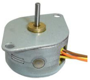 25mm PM stepper motor